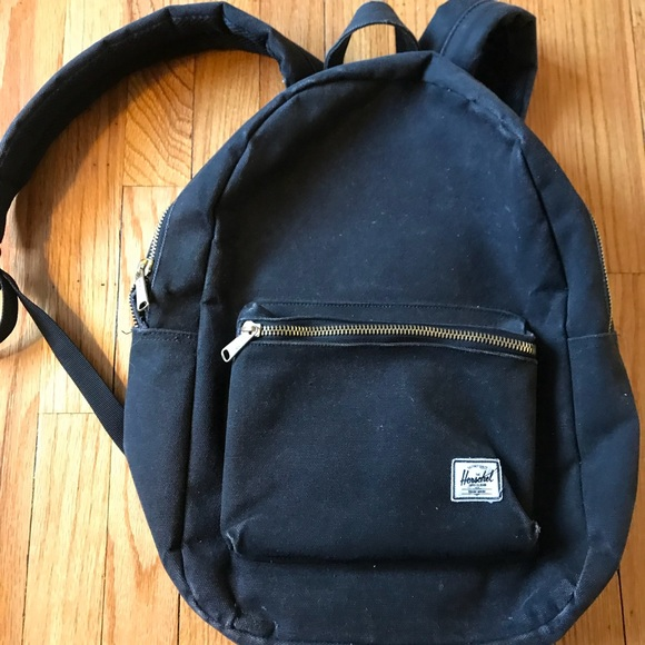a2684d233aa Herschel Supply Company Other - Herschel Supply Co. Cotton Canvas Backpack  black